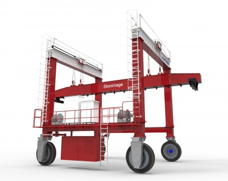 BS-Mobile Gantry Crane